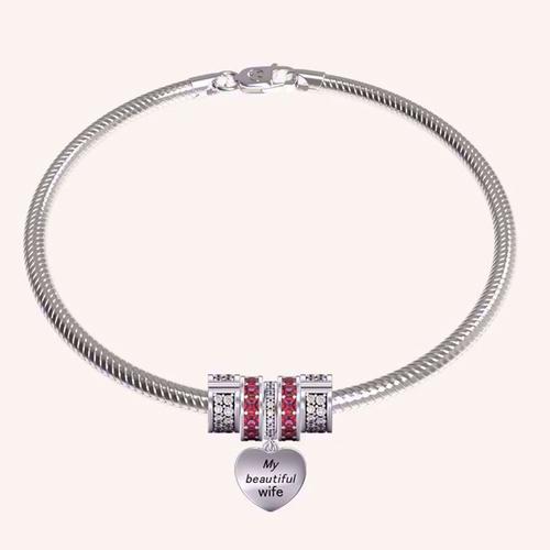Beloved wife - Bracelet Sets
