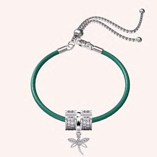 SHINY DRAGONFLY - Friendship Bracelet