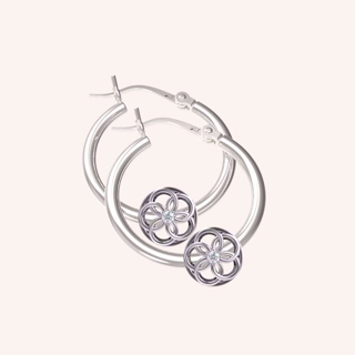 FLOWER POWER - Hoop Sets