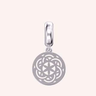 Mandala Flower Charm - Charms
