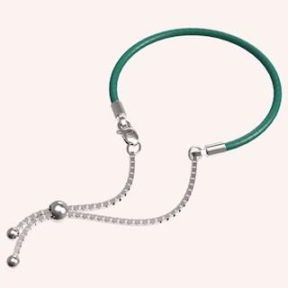 Leather Friendship Bracelet - Bracelets