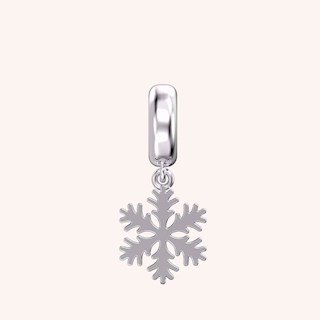 The Snow Flake Charm - Charms