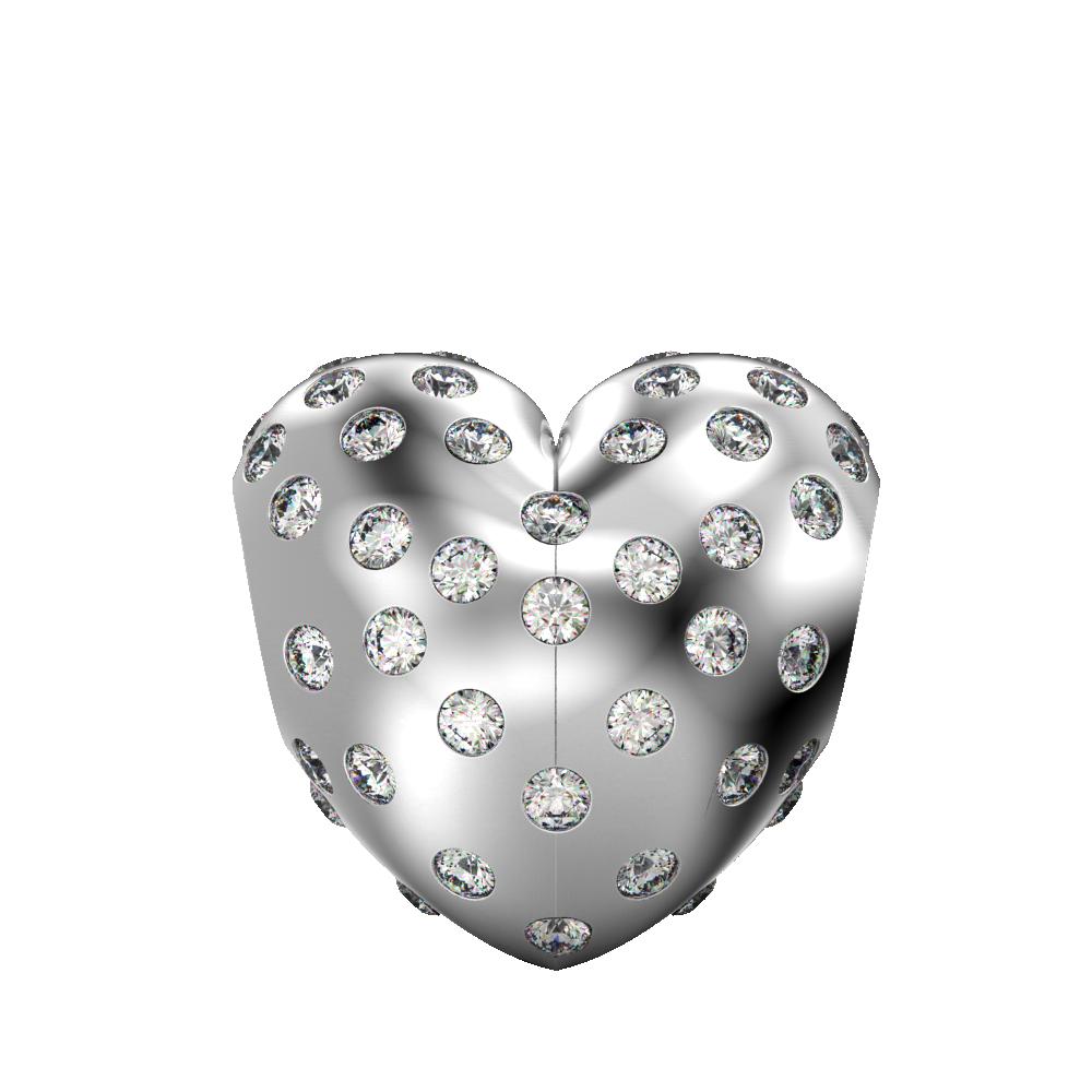 The Love Spot Charm