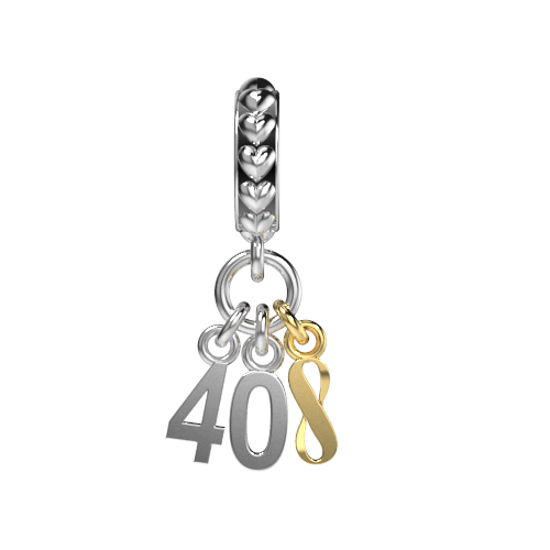Awesome Forty Charm
