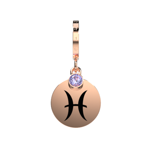 The Mystical Pisces Charm