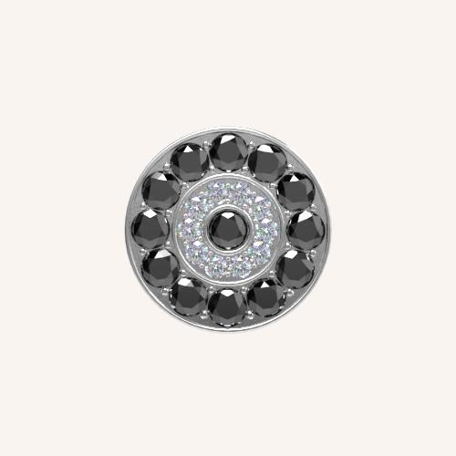 The Evil Eye Shield Charm