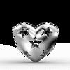 Starry Heart Charm
