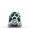 The Green Turtle Charm