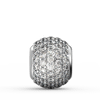 The Sparkler Silver Bead Charm