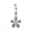 Dazzling Daisy Flower Charm