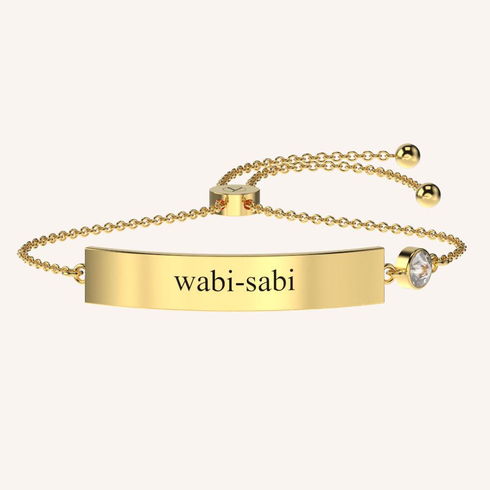 Wabi Sabi Bracelet